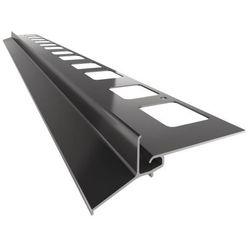 Profil okapowy Renoplast K102 z taśmą grafitowy