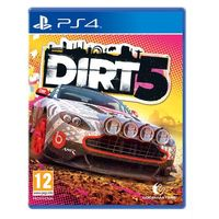 Gry PS4, DiRT 5 (PS4)