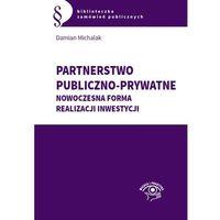 E-booki, Partnerstwo publiczno-prywatne. Nowoczesna forma realizacji inwestycji