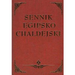 Sennik egipsko-chaldejski (opr. twarda)