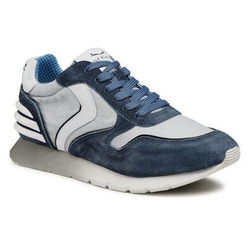 Męskie obuwie sportowe, Sneakersy VOILE BLANCHE - Liam Power 0012015677.01.1C05 Indigo/Grey