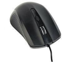 Myszy komputerowe, Mysz optyczna GEMBIRD MUS-4B-01 kolor czarny- natychmiastowa wysyłka, ponad 4000 punktów odbioru!