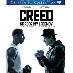 Creed: Narodziny legendy Premium Collection (Blu-ray) - Ryan Coogler DARMOWA DOSTAWA KIOSK RUCHU