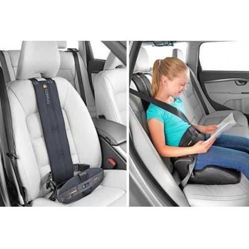 Pozostałe wyposażenie do samochodu, CAREVA BIODROWO-PACHWINOWE pasy samochodowe dla niepełnosprawnego dziecka