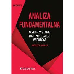 Analiza fundamentalna -wykorzystanie na rynku..w.2 (opr. miękka)