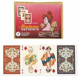 Karty do pasjansa, Madame - karty do gry - Piatnik DARMOWA DOSTAWA KIOSK RUCHU