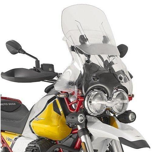 Pozostałe akcesoria do motocykli, Kappa kaf8203 szyba moto guzzi v85 tt regulowana