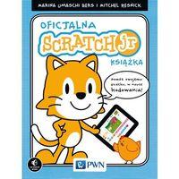 Książki dla dzieci, Oficjalny podręcznik ScratchJr (opr. miękka)