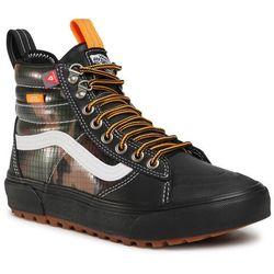 Sneakersy VANS - Sk8-Hi Mte 2.0 Dx VN0A4P3I2TI1 (Mte) Black/Cam