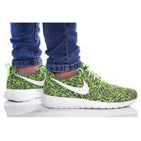 Damskie obuwie sportowe, BUTY NIKE ROSHE ONE PRINT (GS) 677782-009