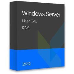 Windows Server 2012 RDS User CAL elektroniczny certyfikat