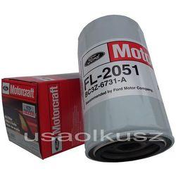 Oryginalny MOTORCRAFT filtr oleju silnika Ford F150 - 550 6,7 TD