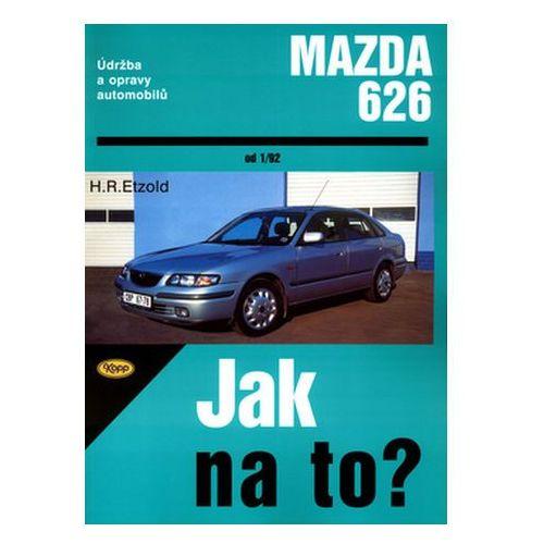 Pozostałe książki, Mazda 626 od 1/92 Hans-Rüdiger Etzold