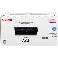Tonery i bębny, Canon oryginalny toner CRG732, cyan, 6400s, 6262B002, Canon i-SENSYS LBP7780Cx
