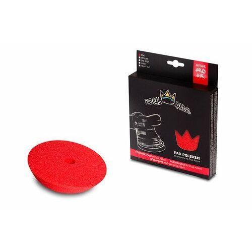 Gąbki samochodowe, Royal Pads AIR Soft Pad for DA 150mm czerwony, miękki pad dedykowany dla maszyn DA