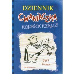 Dziennik cwaniaczka 2. Rodrick rządzi (opr. broszurowa)
