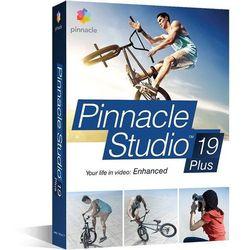 Corel Pinnacle Studio 19 Plus PL/ML DVD BOX