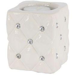 Świecznik ceramiczny mix