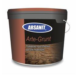 Masa tynkarska pod tynki modelowane ARSANIT Arte-Grunt biała 5L