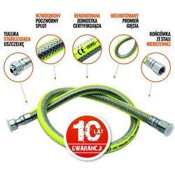 Przewód gazowy LECHAR FPG1-FPG1-1/2X1000 L1.00