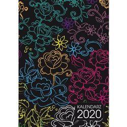Kalendarz 2020 [kwiaty] (opr. miękka)