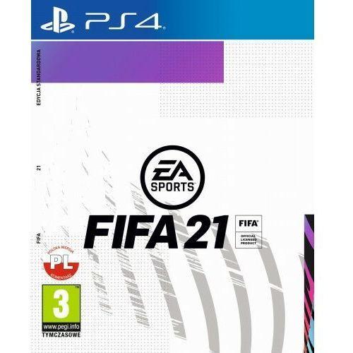 Gry na PS4, FIFA 21 (PS4)