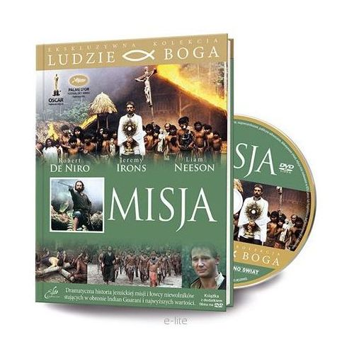 Filmy religijne i teologiczne, MISJA + film DVD