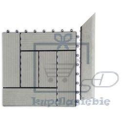 G21 Listwa do WPC płytek Incana 38,5 x 7,5 cm róg (prawo)