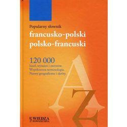 Popularny słownik francusko-polski, polsko-francuski (wyd. 2) (opr. twarda)