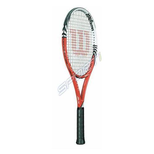 Tenis ziemny, Rakieta tenis ziemny Wilson Six.One Lite BLX2 71100