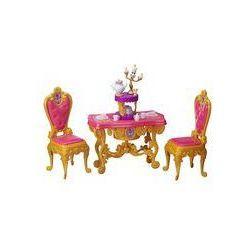 Disney Księżniczki Mebelki dla lalki Hasbro (Bella)