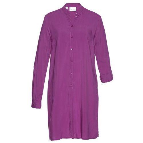 Bluzki, Długa bluzka bonprix piwonia