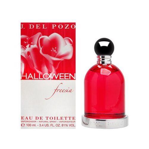 Wody toaletowe damskie, Jesus Del Pozo Halloween Fresia woda toaletowa - perfumy damskie 100ml - 100ml