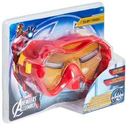 Okulary do pływania Iron Man Avengers maska