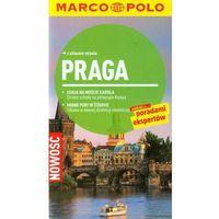 Przewodniki turystyczne, Praga Przewodnik z atlasem miasta (opr. broszurowa)