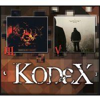 Hip Hop, RnB i rap, Kodex 3/Kodex 5 (CD) - Various Artists