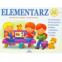 Książki dla dzieci, Elementarz (opr. twarda)