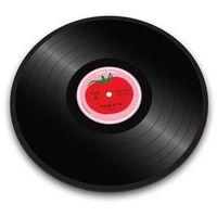 Deski kuchenne, Podstawka okrągła Tomato Vinyl Joseph Joseph ODBIERZ RABAT 5% NA PIERWSZE ZAKUPY