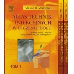 Atlas technik iniekcyjnych w leczeniu bólu Tom 1-3 (opr. twarda)