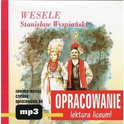 """Stanisław Wyspiański """"Wesele"""" - opracowanie - Andrzej I. Kordela"""