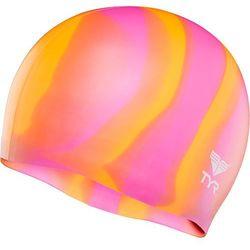 TYR Silicone Czepek pływacki pomarańczowy/różowy 2018 Czepki Przy złożeniu zamówienia do godziny 16 ( od Pon. do Pt., wszystkie metody płatności z wyjątkiem przelewu bankowego), wysyłka odbędzie się tego samego dnia.
