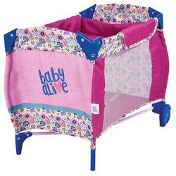Hauck łóżeczko turystyczne dla lalek Baby Alive - BEZPŁATNY ODBIÓR: WROCŁAW!