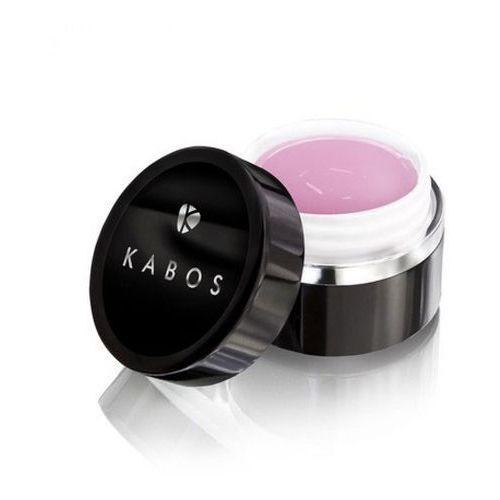 Akryle i żele, Kabos LUXURY GLOSS UV GEL FRENCH PINK Żel budujący, jednofazowy (różowy)