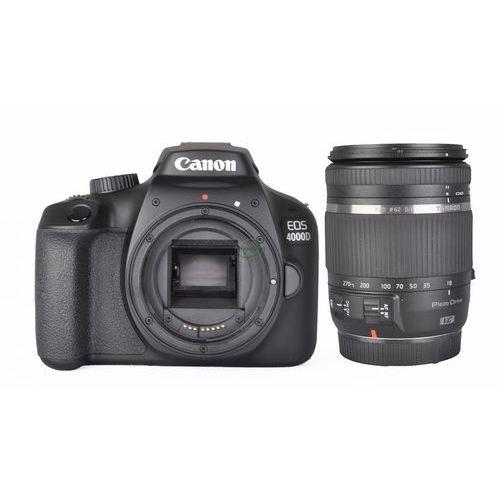 Lustrzanki cyfrowe, Canon EOS 4000D