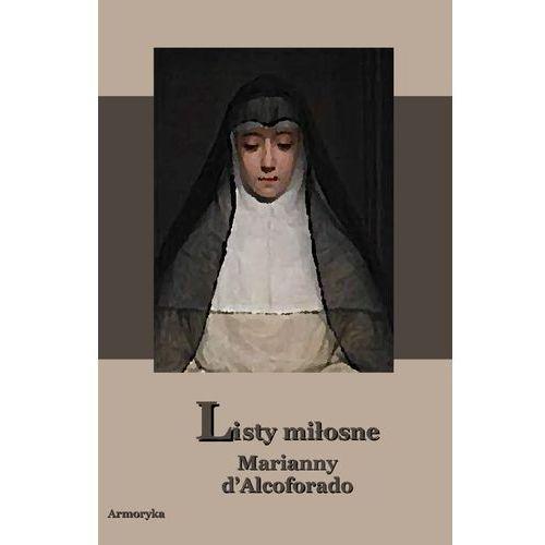 E-booki, Listy miłosne Marianny d'Alcoforado - Marianna d'Alcoforado
