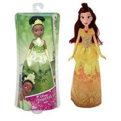 Disney Princess, Księżniczki: Bella, Tiana