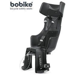 Fotelik rowerowy na tył Bobike Maxi Tour - Urban Black