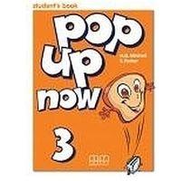 Książki do nauki języka, Pop up now 3 SB MM PUBLICATIONS - H.Q. Mitchell
