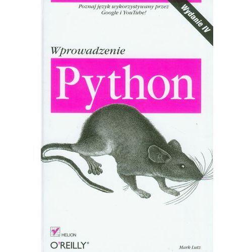 Informatyka, Python. Wprowadzenie (opr. twarda)