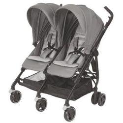 MAXI COSI Wózek podwójny Dana For2 Nomad Grey